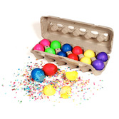 Easter Decorations Cascarones (Dozen) Image