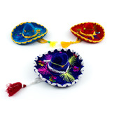 Cinco de Mayo Decorations Mini Mariachi Sombrero Image