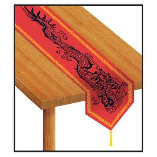 International Table Accessories Asian Table Runner Image