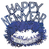 New Years Hats & Headwear Blue Moon Tiaras Image