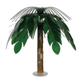 Jungle & Safari Decorations Jungle Palm Centerpiece Image