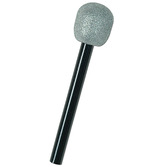 Birthday Party Decorations Glittered Microphone Image