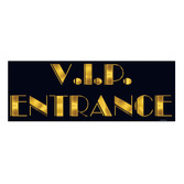Awards Night & Hollywood Decorations VIP Entrance Sign Image