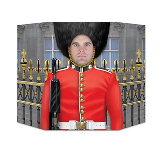 International Decorations Royal Guard Photo Prop Image