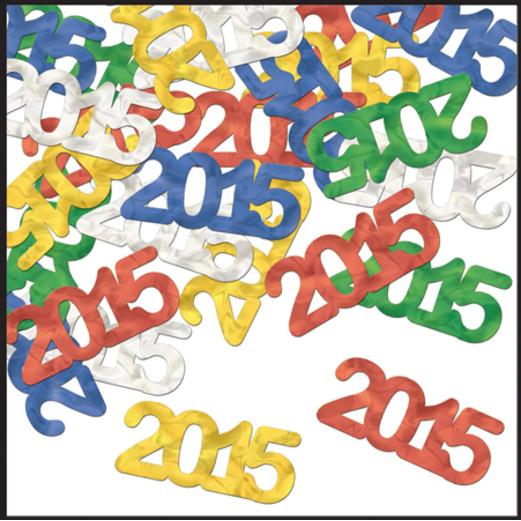 Graduation Decorations 2015 Confetti Image