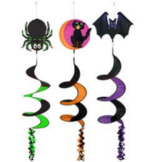Halloween Decorations Halloween Icon Wind-Spinner Image