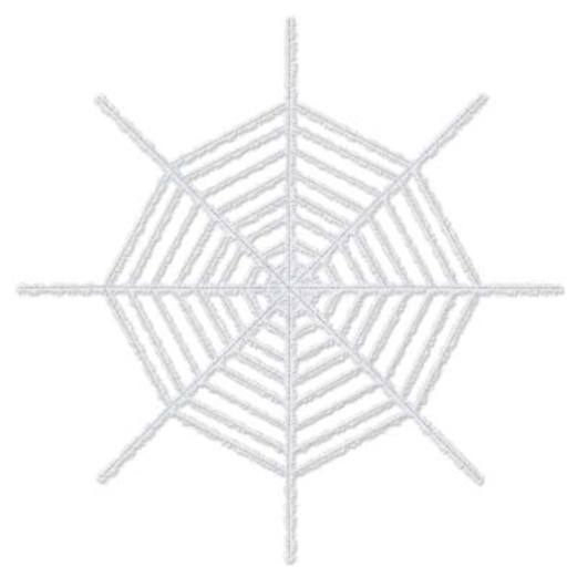Halloween Decorations White Giant Spider Web Image