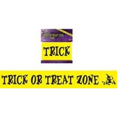 Halloween Decorations Trick or Treat Tape Image