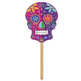 Day of the Dead Decorations Day of the Dead Yard Sign Image