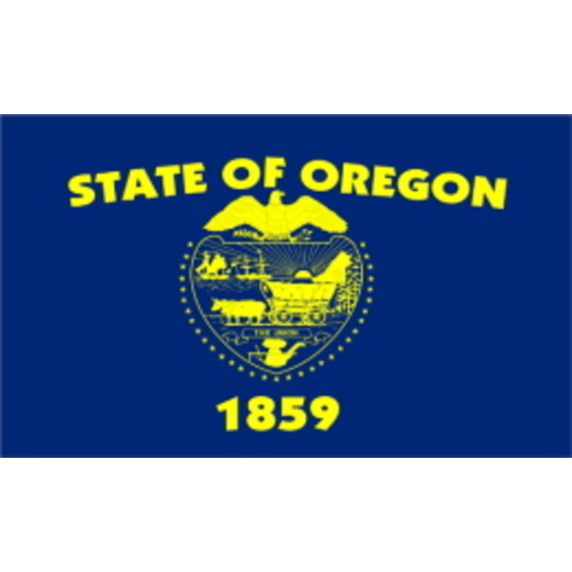 Oregon State Flags Image