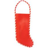 "Christmas Favors & Prizes Mesh Stockings 12"" Image"