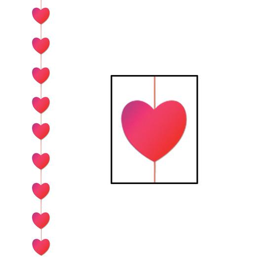 Valentine's Day Decorations Heart Stringer Image