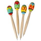 Cinco de Mayo Favors & Prizes Fiesta Maraca Pens Image