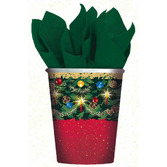 Christmas Table Accessories Warmth of Christmas Cups Image