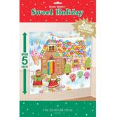 Christmas Decorations Sweet Holiday Backdrop Image