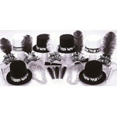 New Years Party Kits Jazz Party for 50 Image