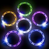 Glow Lights Flashing Spiral Bracelet Image