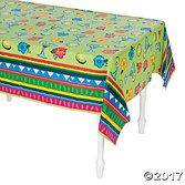Cinco de Mayo Table Accessories Fiesta Margarita Table Cover Image