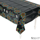 Day of the Dead Table Accessories Day of the Dead Table Cover Image