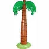 "Luau Favors & Prizes 34"" Palm Tree Inflate Image"