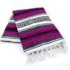 Magenta new mexican blanket